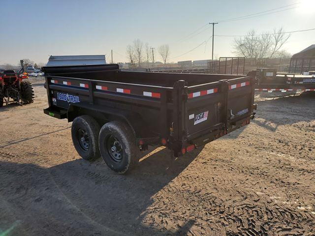 New Load Trail 72x12 10K Dump Trailer