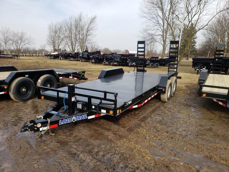 2019 Load Trail 20' 14K Equipment Trailer W/Steel Floor
