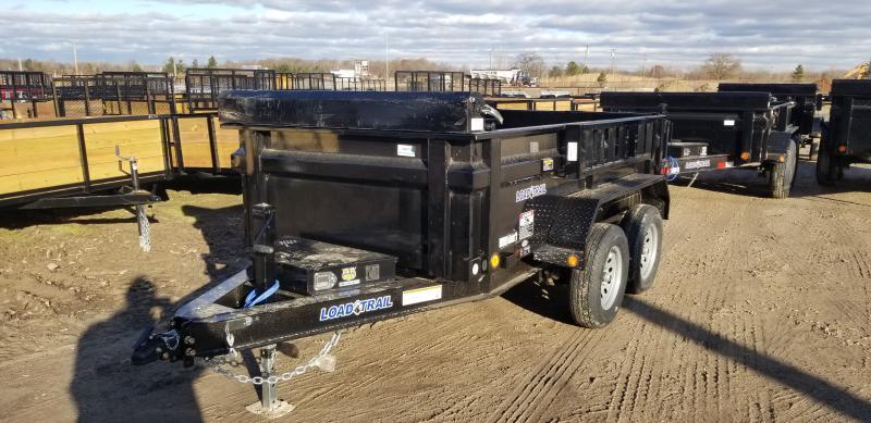 2020 Load Trail 60x10 Dump Trailer Dump Trailer