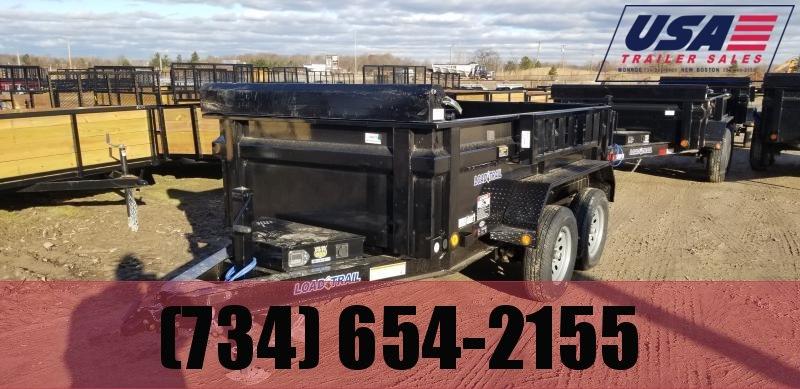 New 5X10 7K Load Trail Dump Trailer