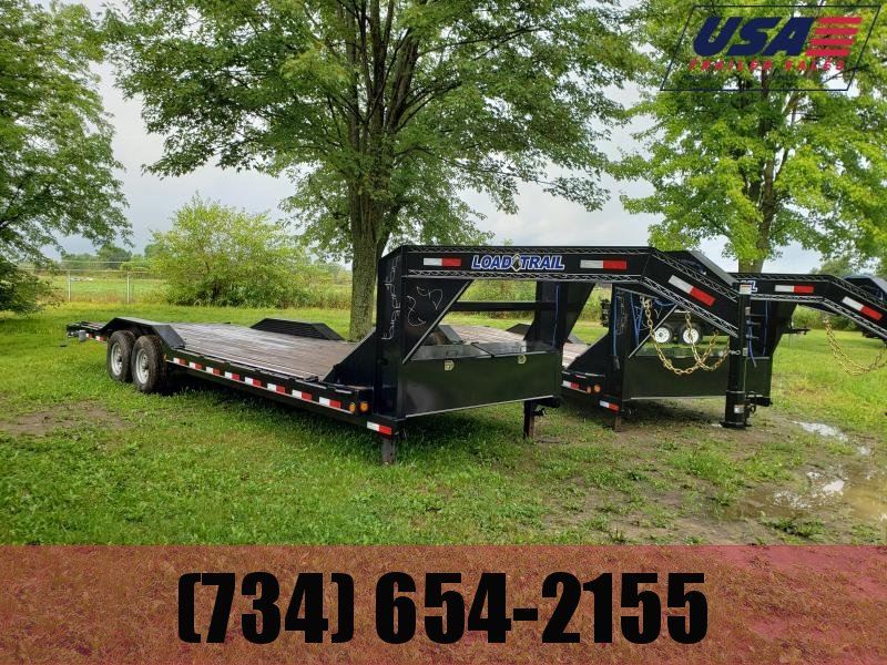New 102 X 26' Load Trail Goosneck Car hauler 14K