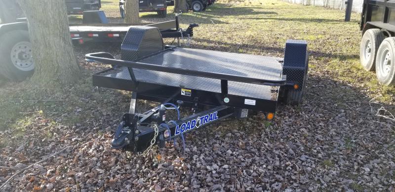 2019 Load Trail 77x10 Scissor Lift Equipment Trailer