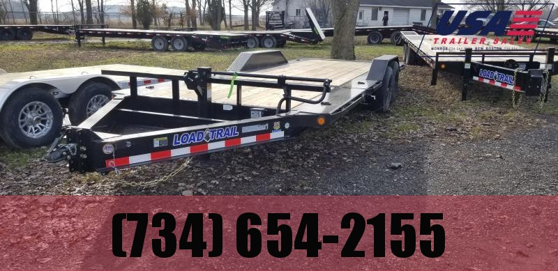 2020 Load Trail 102x22 Tilt-N-Go Tilt Trailer Equipment Trailer