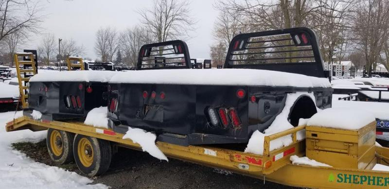2018 Norstar ST86X97-CTA56 Dually Bed Takeoff Truck Bed