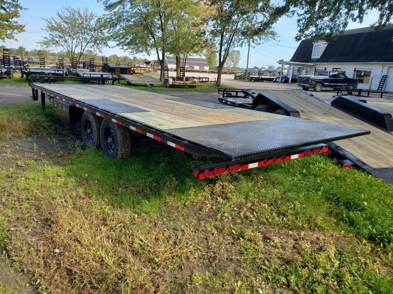 2020 Load Trail 26 14k DECKOVER TILT DECK Equipment Trailer