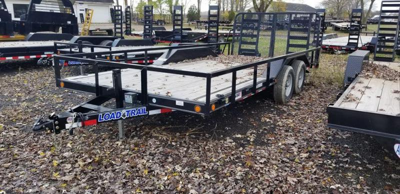 2018 Load Trail CS0218052_11768_1 Equipment Trailer