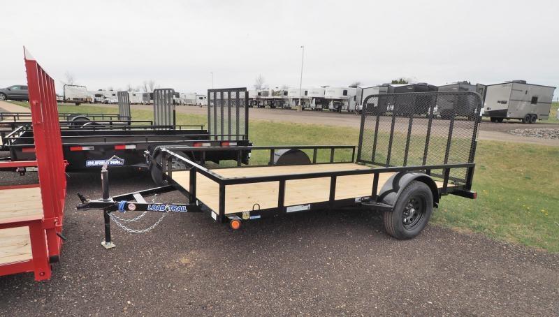 2020 Load Trail SE 83X12 SA Utility Trailer