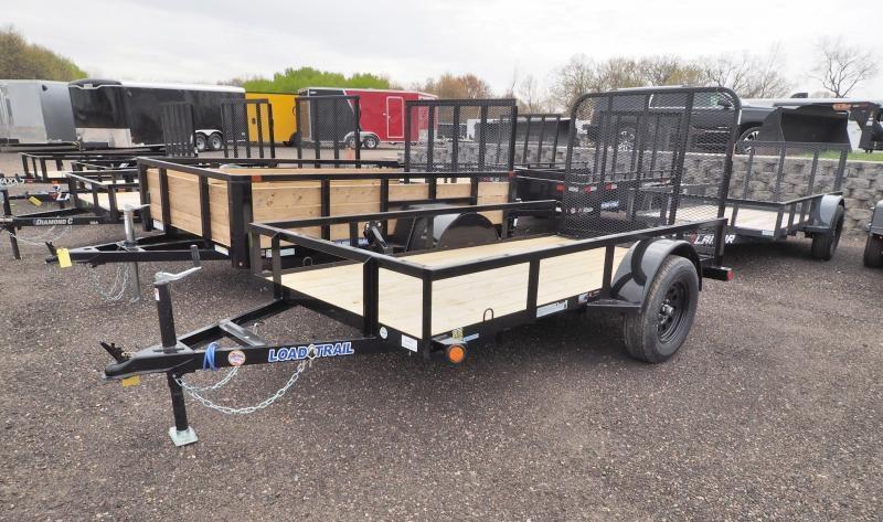 2020 Load Trail SE 5X10 SA Utility Trailer