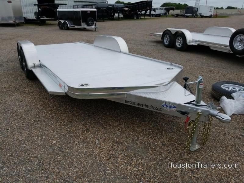 2020 Sundowner Trailers Car Hauler 19' Car / Racing Trailer