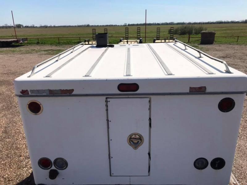 1999 Ranch King 20' Utility 10k Utility Trailer