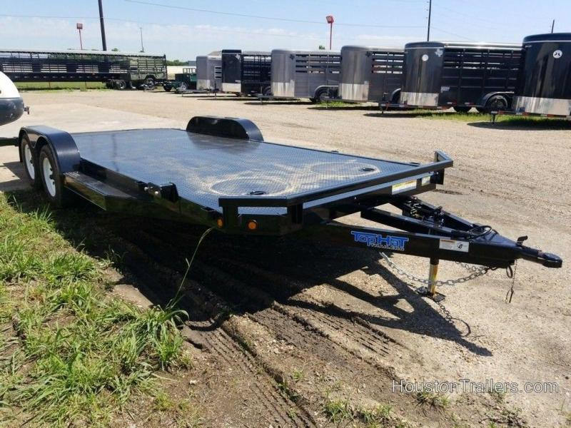 "2019 Top Hat All Steel Car Hauler 83"" x 20' TH-191"