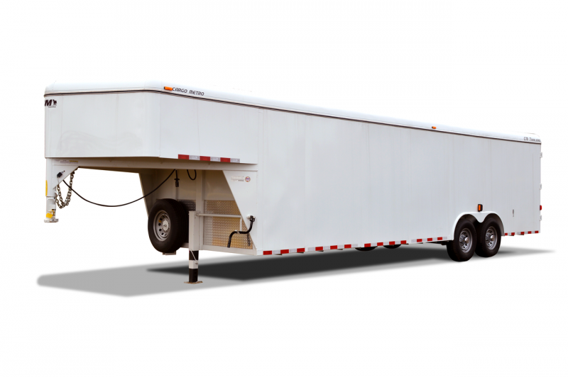 2020 CM Cargo Metro GN Enclosed Cargo Trailer