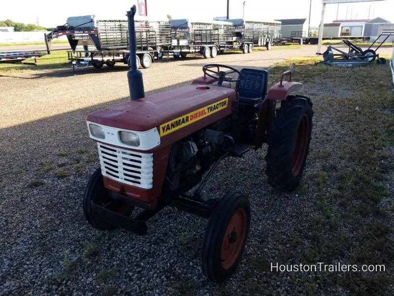 1978 Yanmar YM195 Tractor