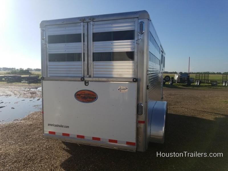 2019 Sundowner Trailers Super Sport 3 GN Horse Horse Trailer SD-108