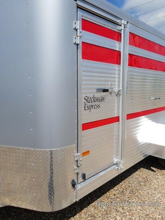2020 Sundowner Stockman Express 16 ft Trailer SD-121