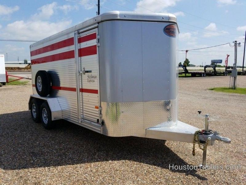 2020 Sundowner Stockman Express 16 ft Trailer SD-121