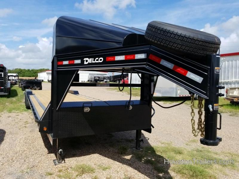 2019 Delco Trailers 40' Car Hauler Car / Racing Trailer DEL-79