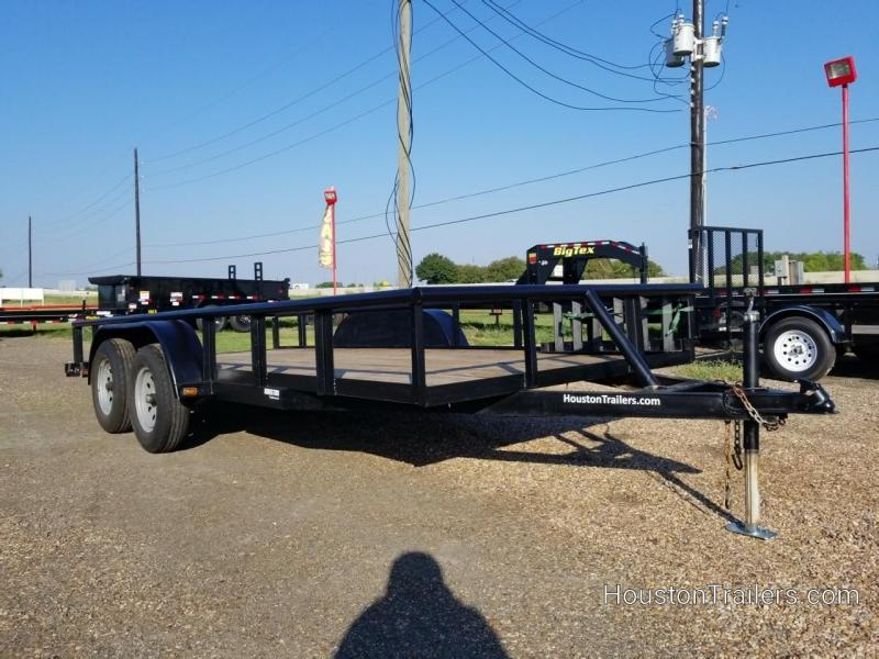 2009 East Texas 16' Utility Trailer 8111