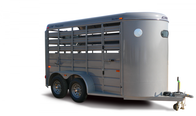 2020 CM Stocker Livestock Trailer