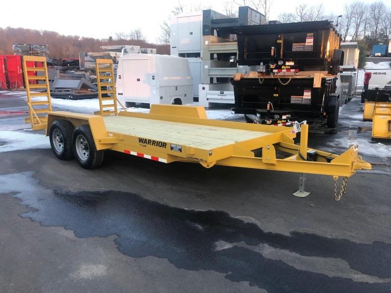 CAM 2020 4-TON WARRIOR UTILITY TRAILER