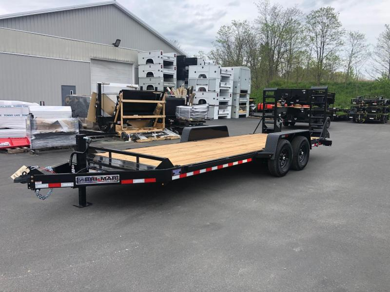 2020 Bri-Mar EH20-14-HD 6.8X20 Equipment Trailer