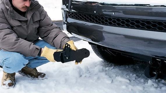 Fisher Homesteader Snow Plow