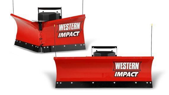 Western Impact Snow Plow