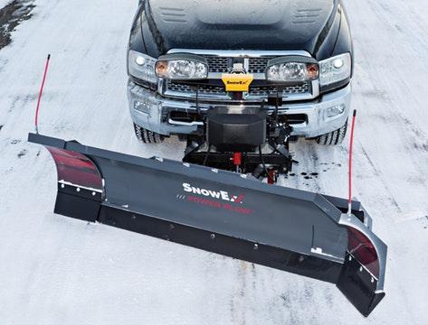 SnowEx Power Plow Snow Plow