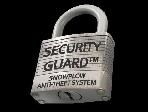 SnowEx Regular Duty Straight Blade Snowplow