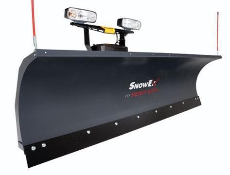 SnowEx Heavy Duty Straight Blade Snow Plow