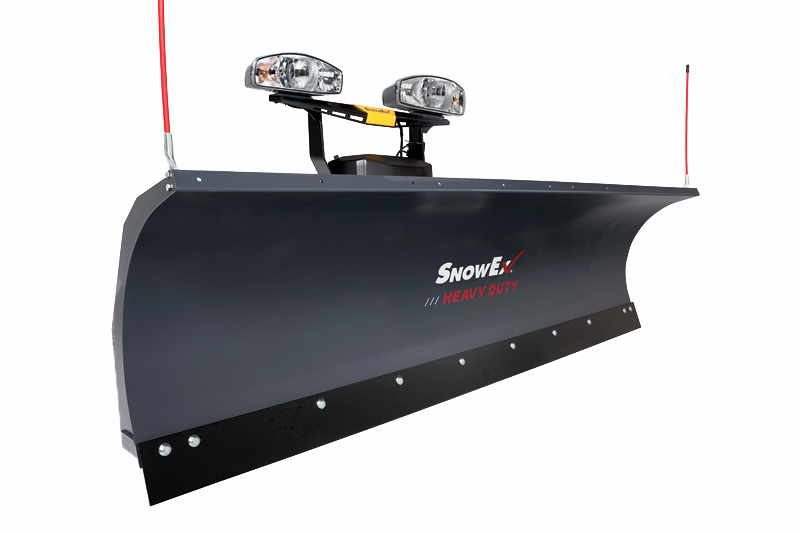 SnowEx Heavy Duty Straight Blade Snow Plow