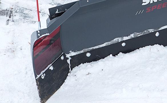 SnowEx SkidSteer Plows Snow Plow