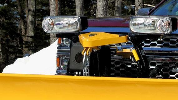 FisherSD Snow Plow
