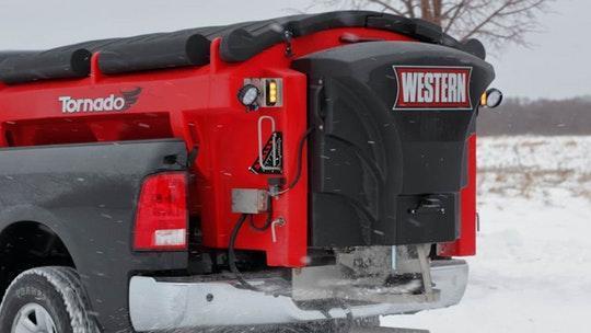 Western Tornado Sander