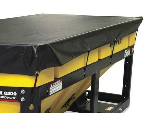 SnowEx V-MAXX SP-8500/SP-8550 Salt Spreader