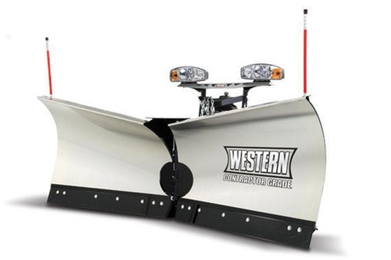 Western MVP3 Snow Plow
