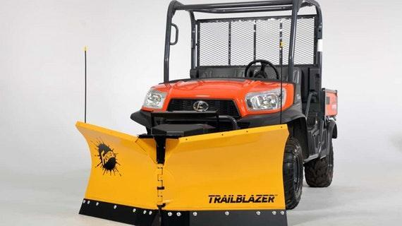 Fisher Trailblazer UTV Plow Snow Plow
