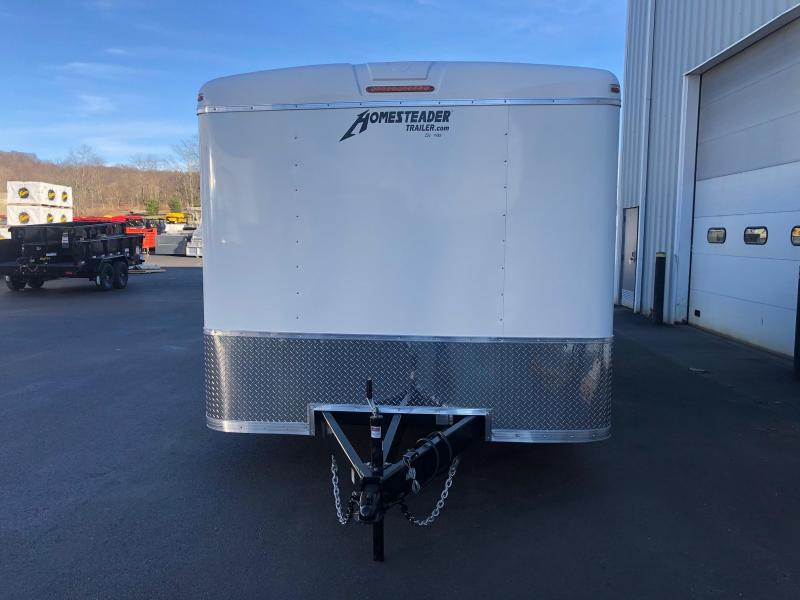 2020 Homesteader 820HT Enclosed Cargo Trailer