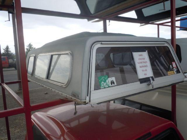 Used top for older small truck 58X82