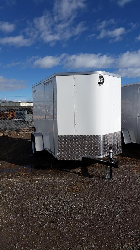 2018 Wells Cargo 10' Enclosed Cargo Trailer