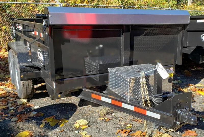 2020 Cam Superline 6 X 10 Low Profile Dump Trailer