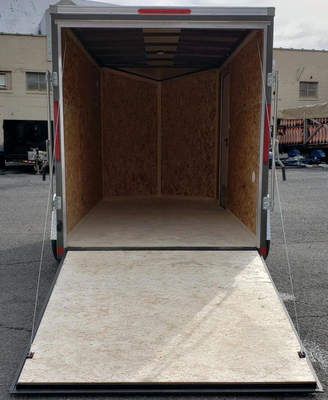 2021 Pace American 6 X 12 Outback Cargo Deluxe