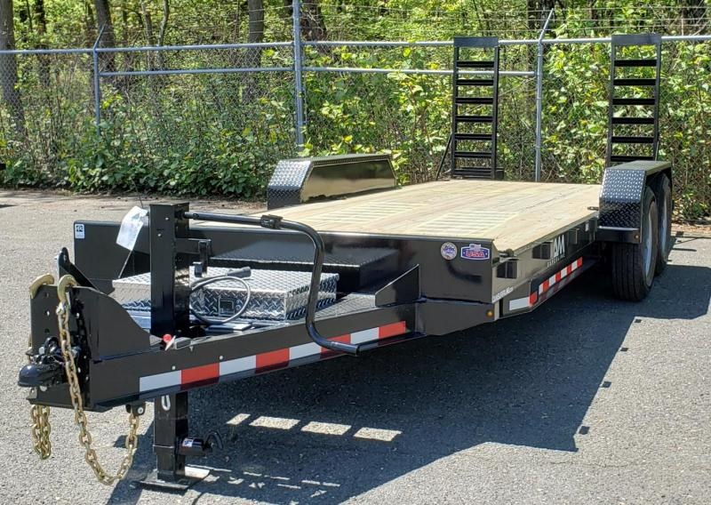 2020 Cam Superline 8.5 X 18 Channel Frame Equipment Hauler