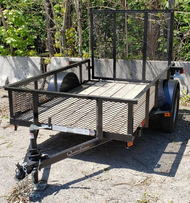 2019 Quality Trailers 5 X 8 General Landscape Trailer