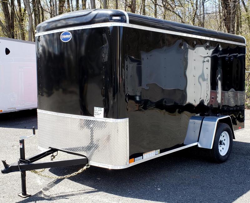 2020 United Trailers 6 X 12 Cargo Trailer UT