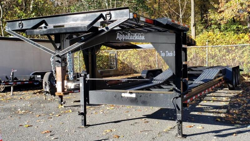 2019 Appalachian 33 FT Car Hauler Trailer