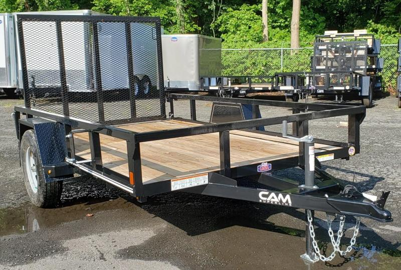 2019 Cam Superline 6 X 10 Utility Trailer