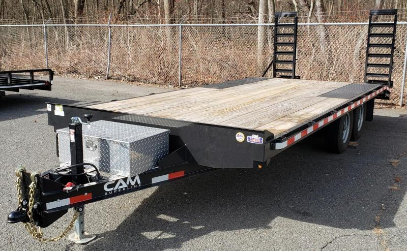 2019 Cam Superline 8 X 18 5 Ton Light Duty Deckover Trailer