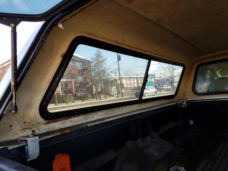 A.R.E. Truck Cap - Classic (used)