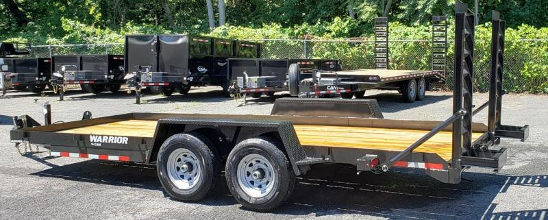 2019 Cam Superline 8.5 X 18 Warrior Equipment Hauler